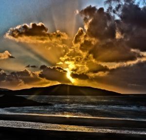 Dramatic sunset_1