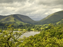 Grasmere looking north.Lake District