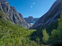 Norway  Glacier May