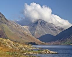 Waist water Lake District