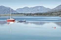 Tranquility (Scotland, near Glen Coe)