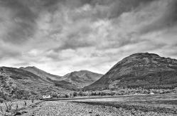 Glen Coe (W Scotland)