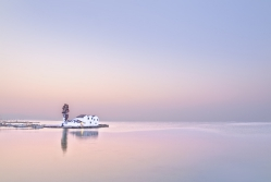 Tranquility at dawn (Corfu)
