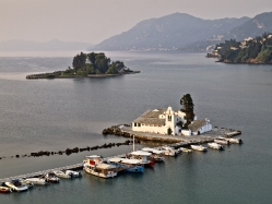 Corfu. Greece